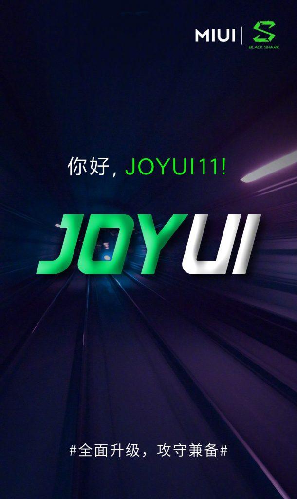 小米MIUI宣布,MIUI与黑鲨游戏手机达成合作,集成MIUI11功能,小爱同学等将要落地
